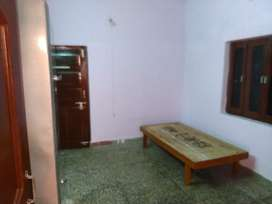 3 BHK Ground floor and 2 BHK first floor rooms