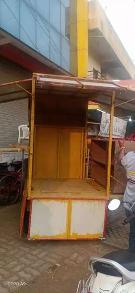 Private Auto Food Van