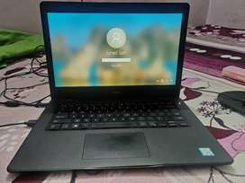 Dell Latitude 3490 black perfect condition