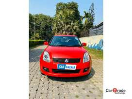 Maruti Suzuki Swift VDi,2011, Red