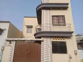 Ground + 1 Double Story Available for sale in saima arabian villas