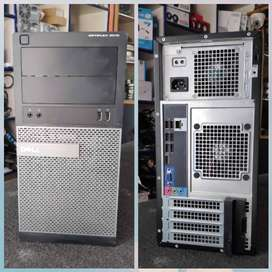 Dell tower 3010 CPU