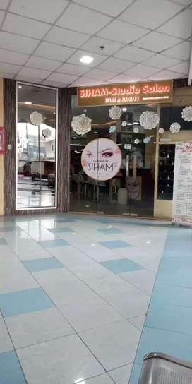 Kios thamrin city untuk resto/salon/pekantoran/bank/toko pakaian