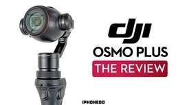 Dji Osmo Plus 4K BNIB Garansi resmi