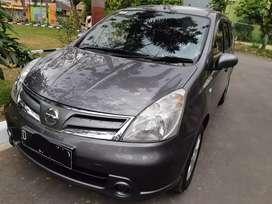 Jual Nissan Livina SV 1.5 AT thn 2013 asli
