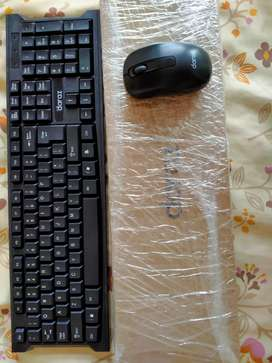 New Wirless Keyboard and Mouse