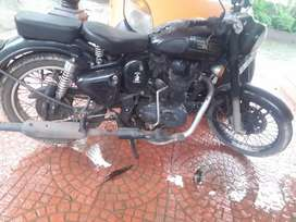 Classic 350, good condition,milege 45,Tyre new,new insurance,
