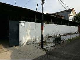TURUN HARGA - MURAH BANGET Gudang hitung jual tanah di Cipinang Muara