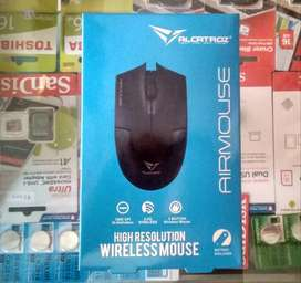 mouse wireless / tanpa kabel alcatroz
