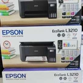printer Epson L3210 pengganti L3110 garansi resmi