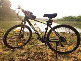 Hybrid Cycle Full Alloy Frame 21 Gears