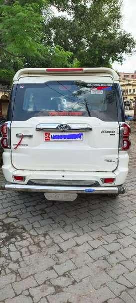 Mahindra Scorpio 2019 Diesel 39000 Km Driven