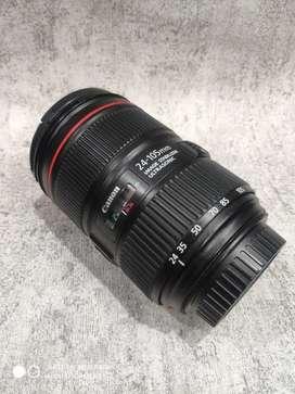 Canon ef 24-105mm f4 L is ii usm mantap