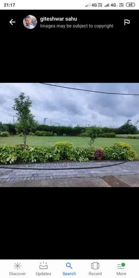 Plot for sale modern colony campus