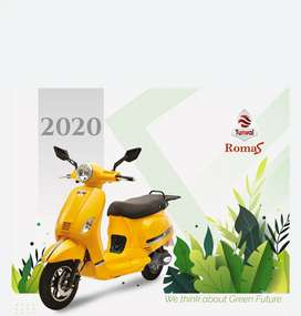 Tunwal Roma Electric Scooter vespa