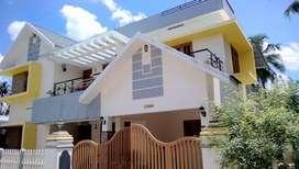 New Villa for Sale at Mankavil Garden Village - Kattanam - Mavelikara