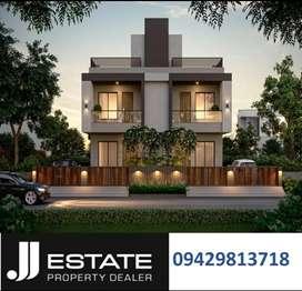 Brand New Booking of Luxurious Duplex/Bunglows Nr.Big Bazar-JJ.ESTATE
