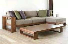 Sofa costum minimalis