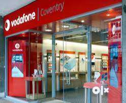 Vodafone process jobs in NCR 0
