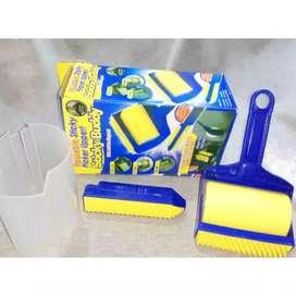 Sikat Pembersih bulu dan debu bisa dicuci sticky buddy iw1