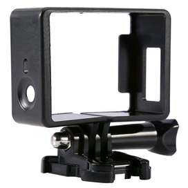 plastik side frame gopro hero 3 4 case casing