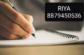 Give extra time and get extra Income Simple handwriting work
