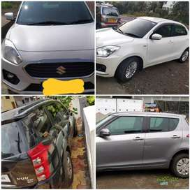 All four cars available juss buy and drive