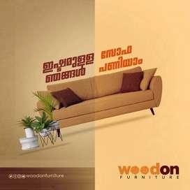 Sofa and furniture