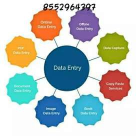 24×7 phone in your hand offline data typing work done from mobile