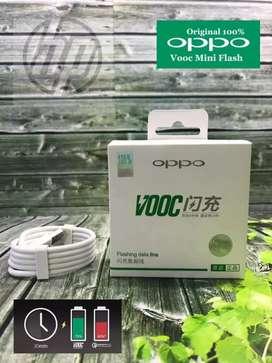 Kabel Charger VOOC Flash Charging