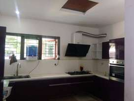 414 sq yards with fully furnished 4 BHK villa for rent in Tellapur