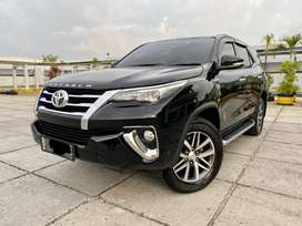 (KM 57 rban) Toyota Fortuner Vrz AT Diesel 2017