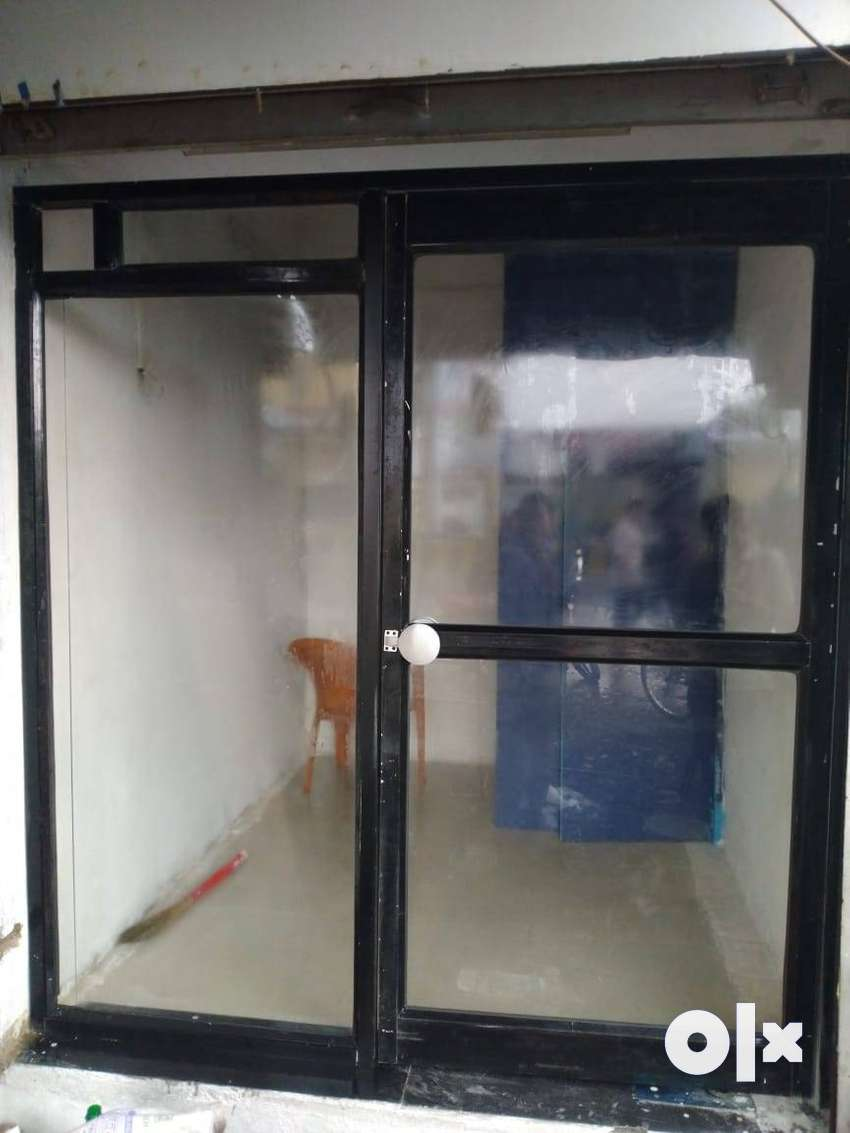 ATM DOOR AND FRAME FOR SHOP 10*10 for CABIN