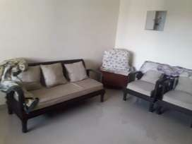 3 bhk furnished flat for rent at medical college