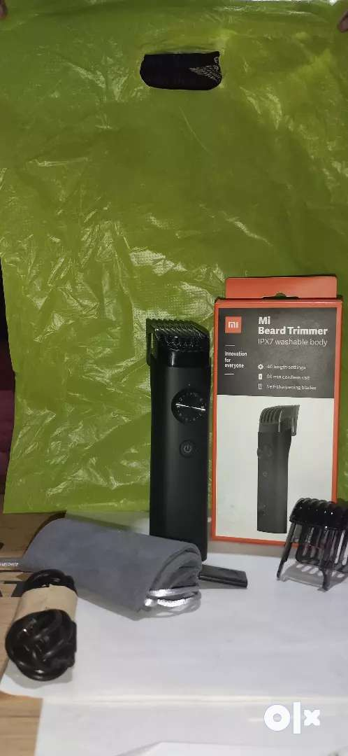Brand new MI beard trimmer 0