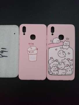 Vivo Y91 Y95 Case Cutie Pink