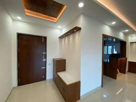 3BHK Semi furnished (Brand New) for Resale - Never occupied