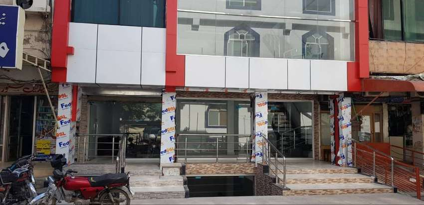 Fully renovated commercial unit in G-9 Markaz for sale 0