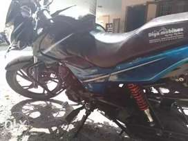 New Hero Glamour SX 5000km for sale