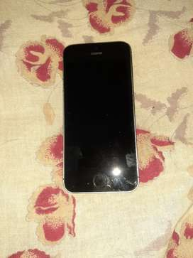 iPhone s5 space grey