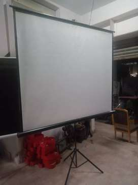 Projector use with VIP condition