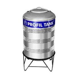 Tangki STAINLEES Steel PROFIL TANK1.100L