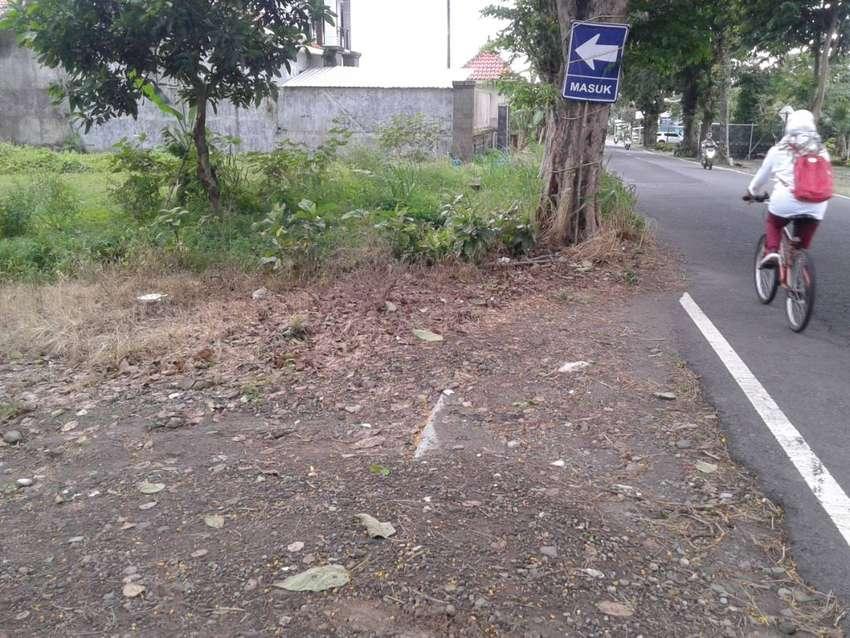 Tanah pekarangan Ngemplak, Wedomartani Jogja Utara luas 3000 m2 0