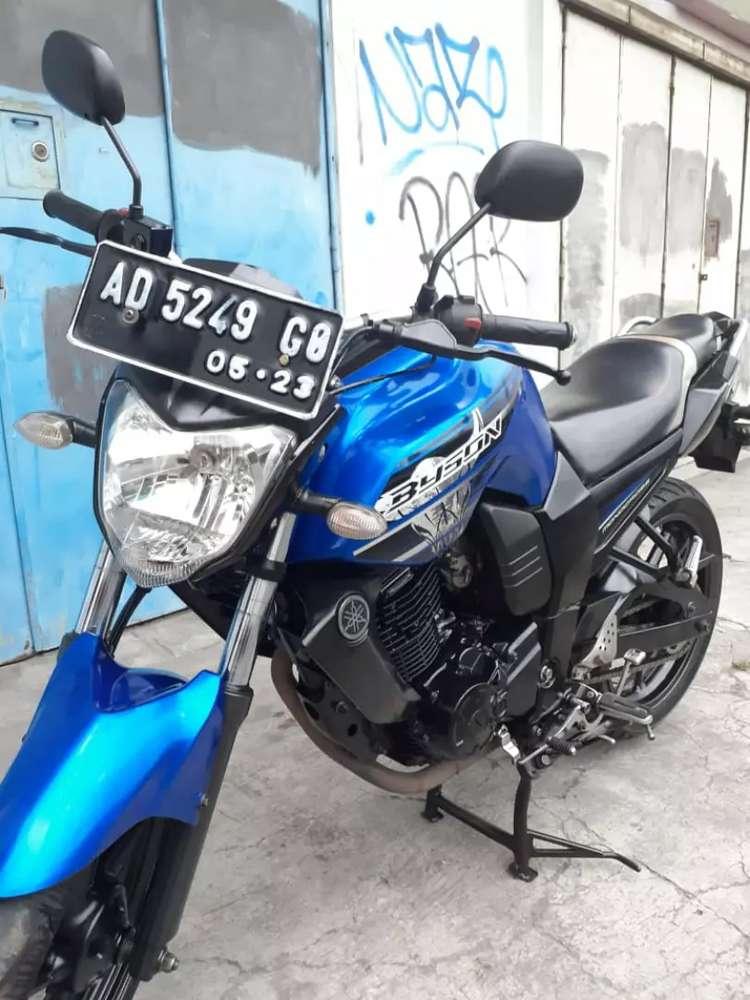 Yamaha Byson 2013 Street Figter pajak baru