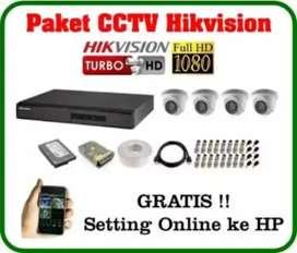 Melayani paket kamera Cctv free pemasangan area Cijati
