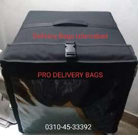 Pizza food delivery Bags