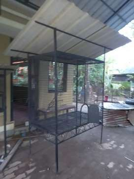 Used Big birds cage for sale Tripunithura Ernakulam