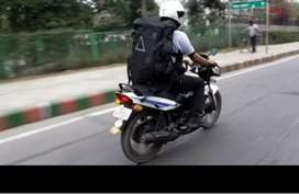 We wanted Part time delivery boy in kolkata