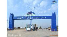 12 Marla plot file for sale in capital smart city islamabad