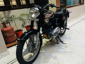 Royal Enfield Bullet 16000 Kms 2008 year